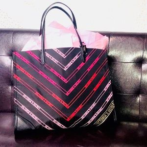 Fabulous Beautiful Victoria Secret Tote Bag
